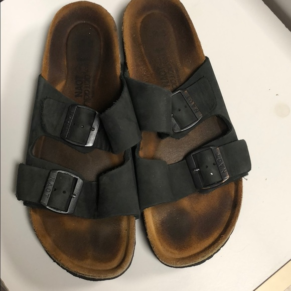 82a355cec7c9 Naot Classic Santa Barbara Style Sandal. M 5b78910a5a9d21dfffeaaa6a